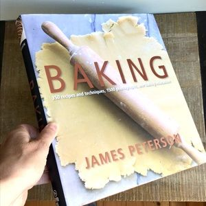 Baking Illustrated Cookbook by James Peterson